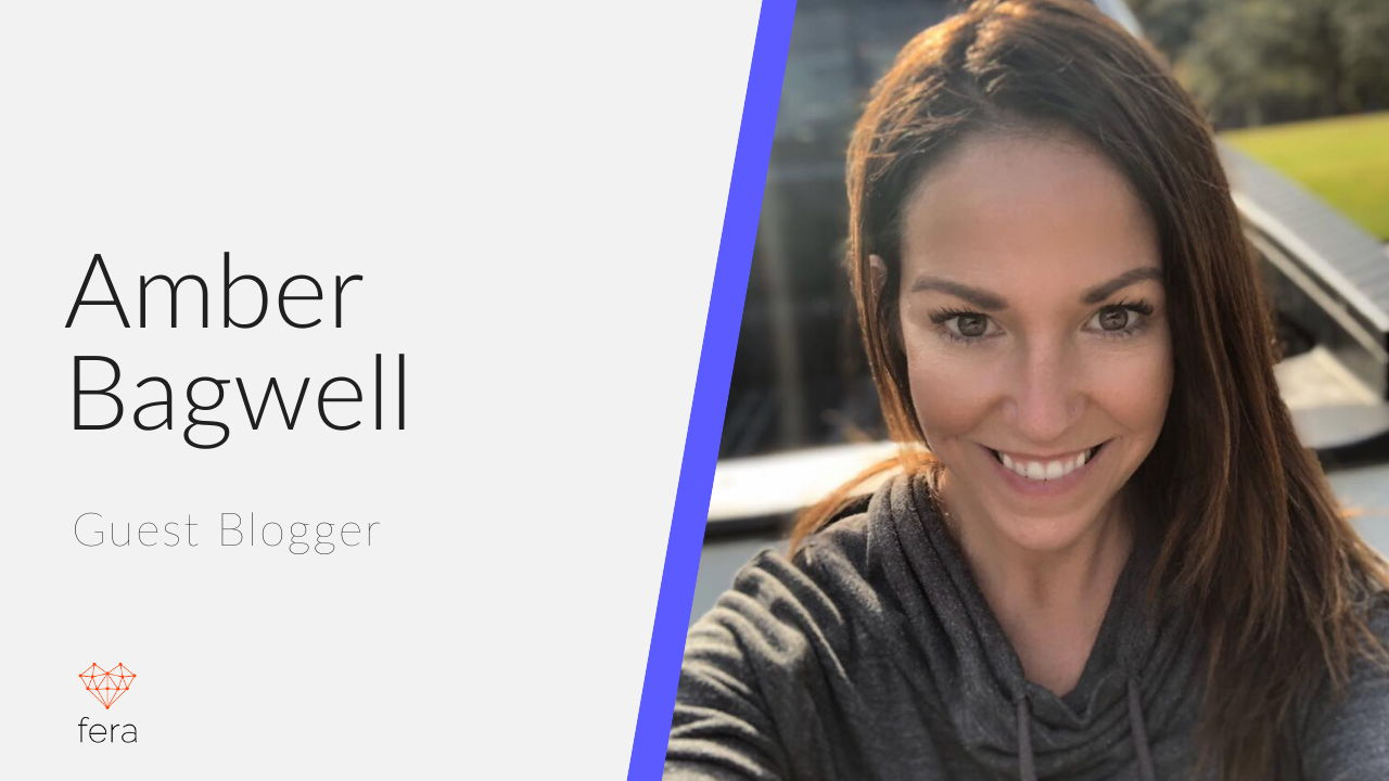 Amber Bagwell Guest Blogger