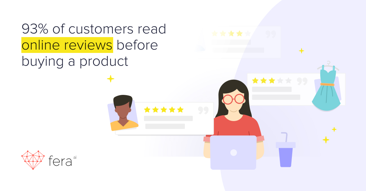 Product Review Statistics Ecommerce